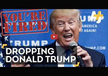 Donald Trump, Dumpee: Forgetting to Use the GOP Racial Dog-Whistle Is an Expensive Mistake