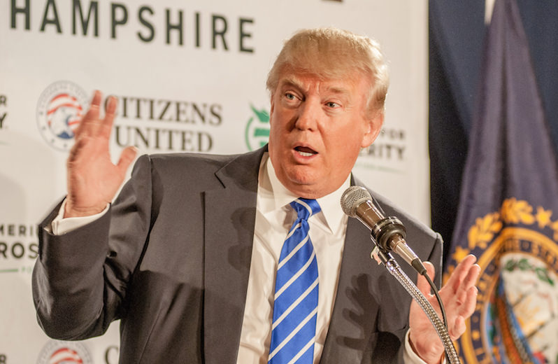 Trump for President? Giving the GOP Nightmares
