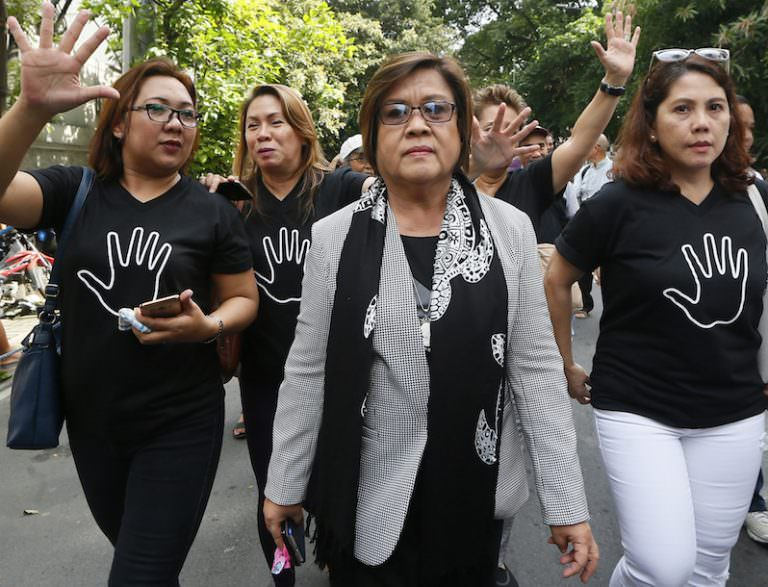 Filipino Women Are Key in Resistance to Duterte