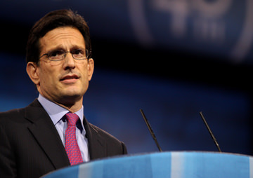 House Majority Leader Eric Cantor Shockingly Loses Primary to Tea Party Contender