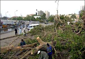 Storms Kill More Than 200 in Pakistan