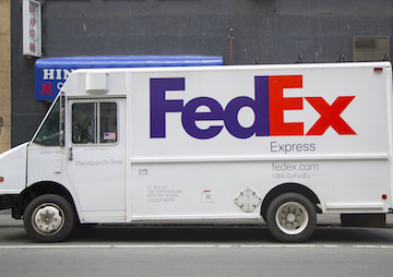 Special Delivery: California Woman Suing FedEx Over Late Wife's Spousal Benefits