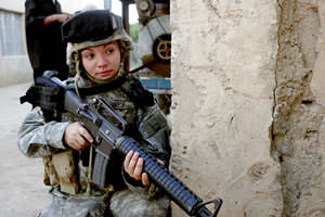 Female Troops Speak Out About Sexual Assault