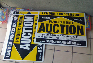 Surging Foreclosures Benefit Home Investors