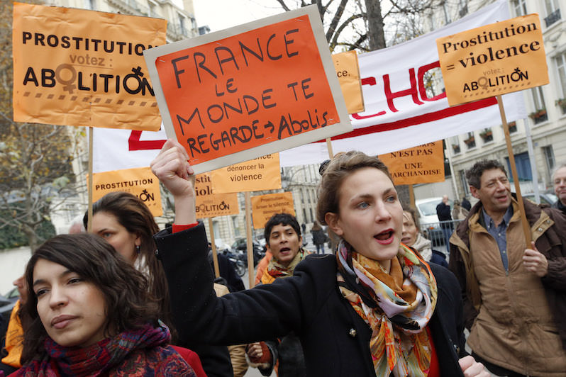 France's 'Non' to the Notion of 'Sex Work' Is a Blow Against the Exploitation of Women