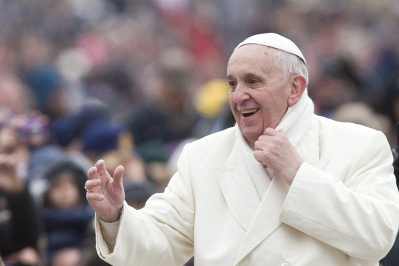 Pope Francis to Call for Sovereign, Independent Palestinian State