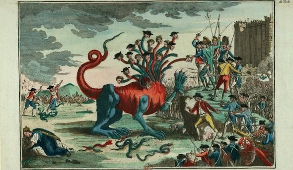 Trove of Images From the French Revolution Now Available Online