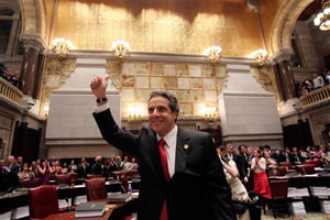 N.Y. Senate Passes Gay Marriage Bill