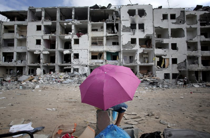 Like South Africa's Apartheid, Israeli Occupation Will End -- It Is Only a Matter of Time