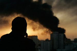 Getting the Story on Gaza