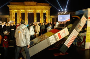 Remembering the Fall of the Berlin Wall