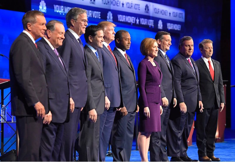 GOP Debate Mendacity Shocks Even the Conservatives