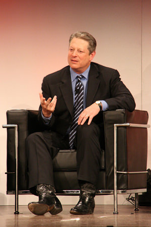 Gore: End Quarterly Reporting, Save the World