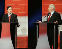 ABC Debate to Exclude Kucinich, Gravel