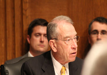 Sen. Charles Grassley Cites 'Serious Concerns' About National Quality Forum Kickback Allegations