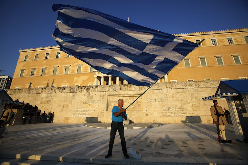 Why the Greek Victory Inspires Us