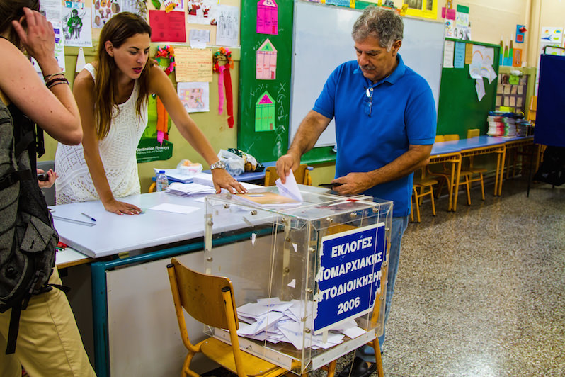 Greek Voters Send Decisive Message to European Leaders: No Deal (Updated)