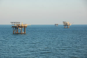 Gulf Oil Workers Evacuate Rigs Ahead of Storm