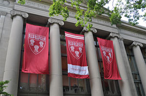 Free Tuition for Harvard Law Suspended