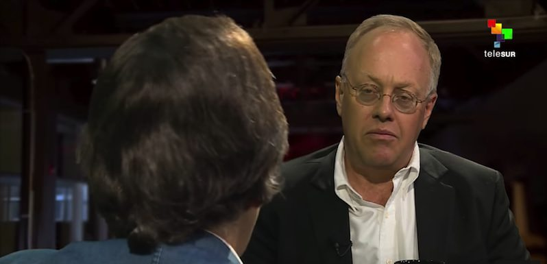 VIDEO: Chris Hedges Explores Veganism as a Moral Choice With Activist Gary Francione