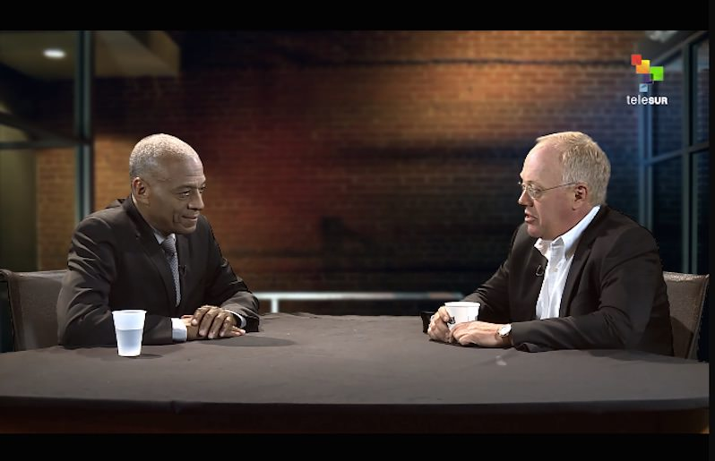 VIDEO: Chris Hedges and Larry Hamm Talk Police Violence and America's Deep-Rooted Racism