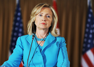 Hillary Clinton's 'Articulate, Sophisticated, Passionate Defense' of Netanyahu's Deplorable Acts