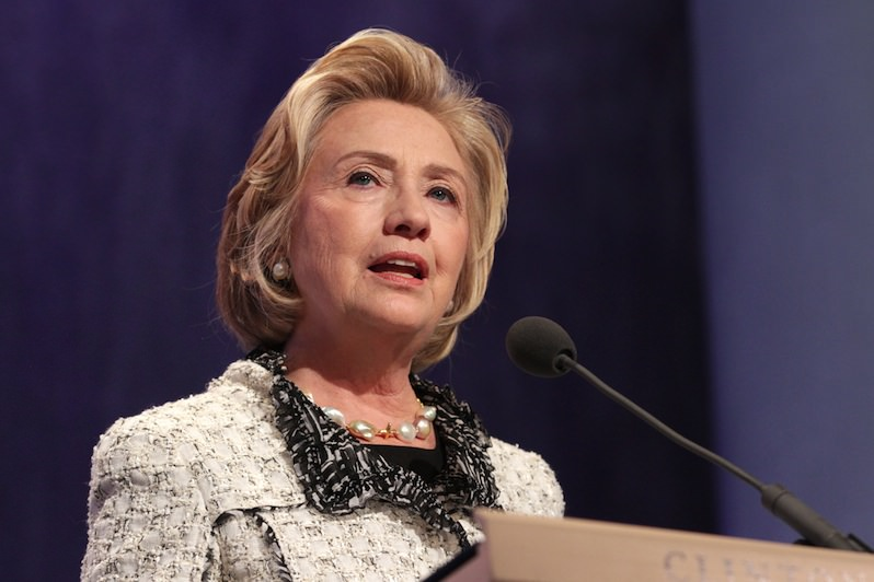 Hillary Clinton's State Department Authorized Billions in Arms Sales to Foundation Donors