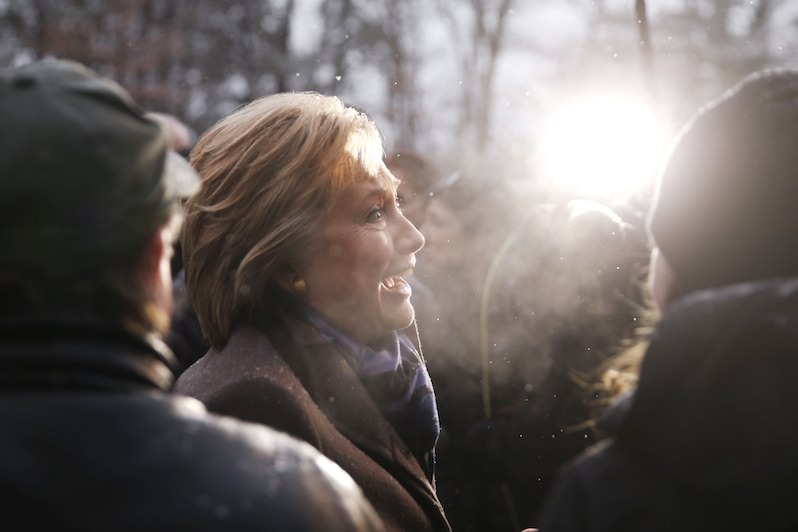 Could a President Hillary Clinton Be Impeached Over Her Emails?