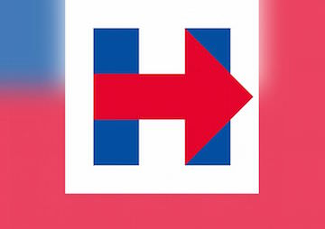 Hillary Clinton's Campaign Speech: A Study in Whiplash-Inducing Contrasts