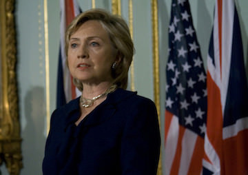 'We Are Not Denmark': Hillary Clinton and Liberal American Exceptionalism