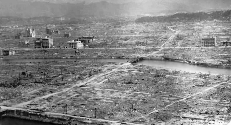 Hiroshima and Nagasaki, 70 Years After the Atomic Bombs Were Dropped