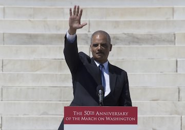 Eric Holder to Resign as Attorney General