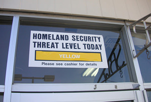 Homeland Security to Retire Color-Coded Terror Alert System