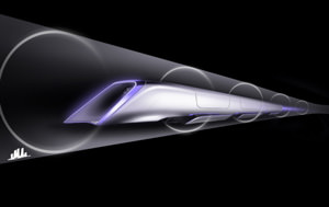 Hyperloop Revealed: A Billionaire's Plan to Travel at 800 MPH