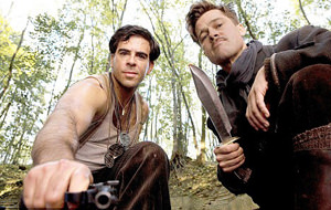 Irresponsible 'Basterds'?: Mulling Over Tarantino's WWII Do-Over