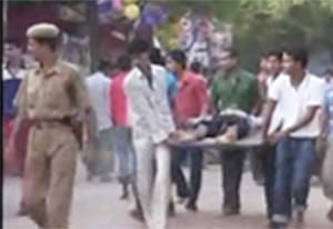 More Than 140 Killed in Stampede at Indian Temple