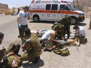 Israel Retaliates After Bloody Attacks in South