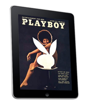 Uncensored Playboy Is (Not) Coming to the iPad