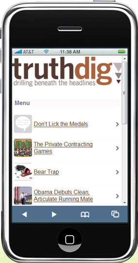 More Ways to Truthdig Than Ever Before