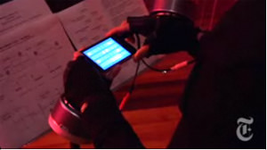 The iPhone as Musical Instrument