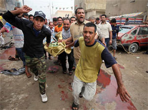 Iraq Hit by Wave of Bombings