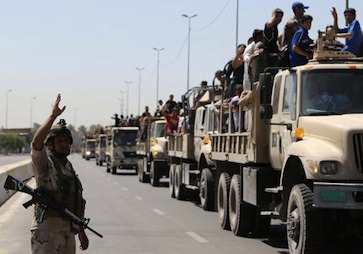 U.N. Chief Warns Iraq Crisis Could Spill Across Borders