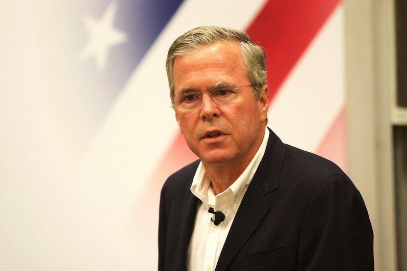 Jeb Bush: The Republican to Vote For (If You Wish His Brother Were Still in Office)