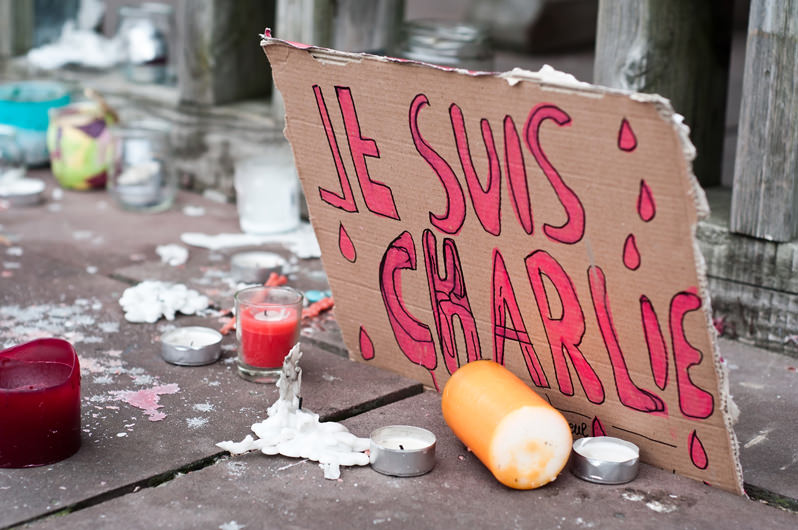 The Muslims' War on Terror: Yes, They're Condemning the Paris Attacks
