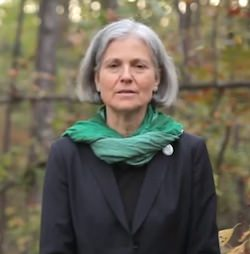 Jill Stein Arrested During Keystone XL Pipeline Protest