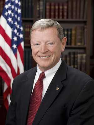 Sen. Inhofe Concerned About the Whole Race, Gender Thing