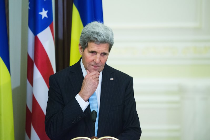 France Wonders If John Kerry Is 'Confused' on Upcoming Climate Talks