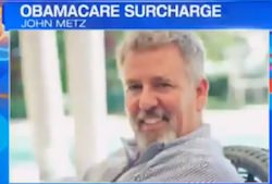 Restaurant Owner Plans to Charge Customers for Obamacare