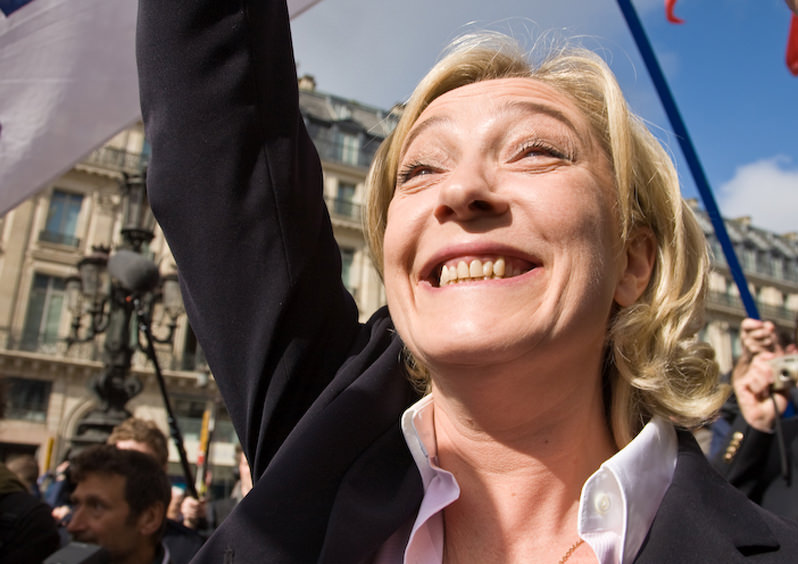 Four Scary Implications of the French Election