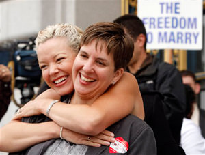 Judge Puts Heart Into Prop. 8 Ruling